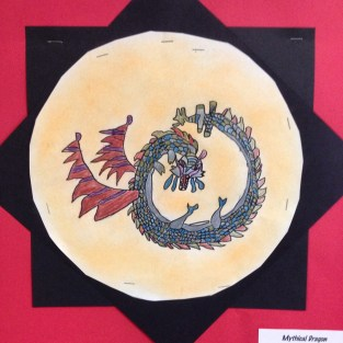 LJ's Dragon Art