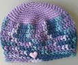 Crochet hat for Teenager