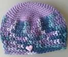 Crochet hat for Teenager
