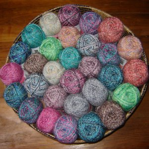 Tofutsies Basketful of Color