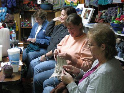 UFO knitters