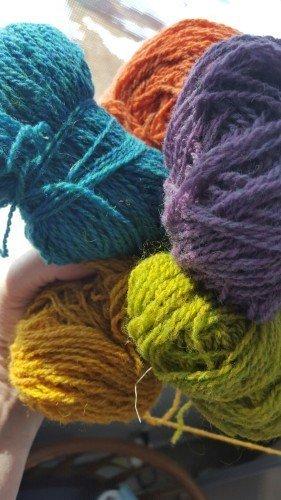 Harrisville Wool New England Shetland