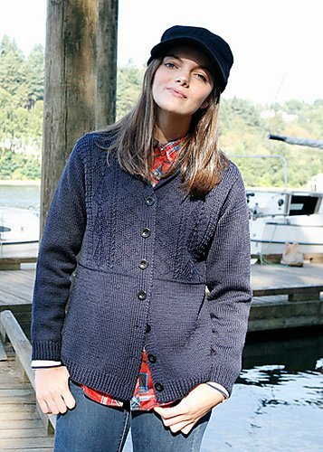 Fisher Lassie by Chic Knits