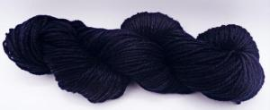 Olympic Blue 100% wool hank