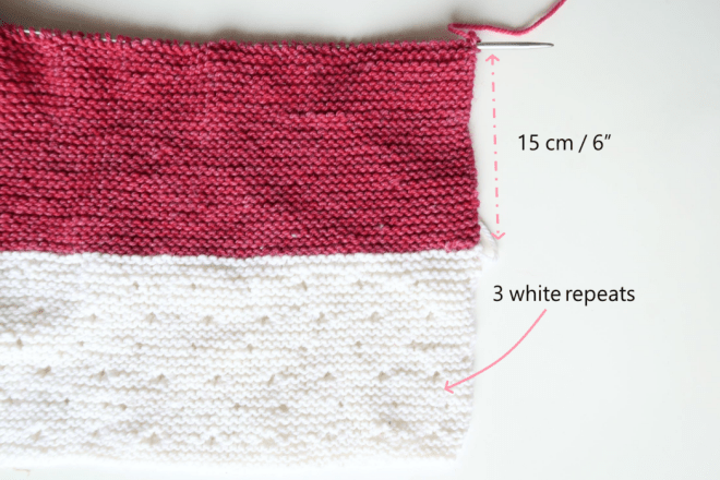 Knit Baby Blanket Pattern Easy and FREE