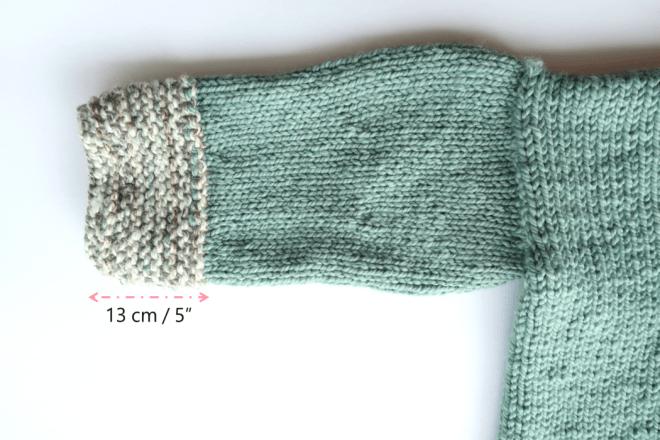 Apricity Cardigan free knitting pattern