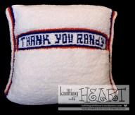 thank you Randy cushion
