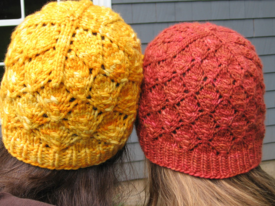 Foliage Hats!