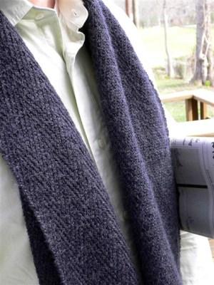 Henry Scarf - Knitty.com
