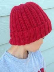 charity ribbed watch cap