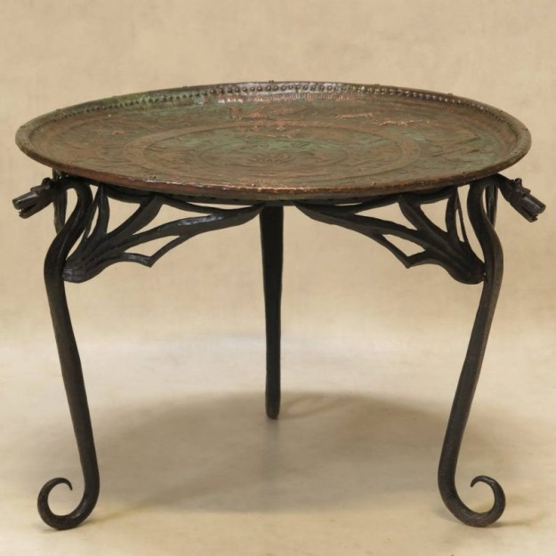 9 cast iron and glass coffee table gallery | coffee tables ideas