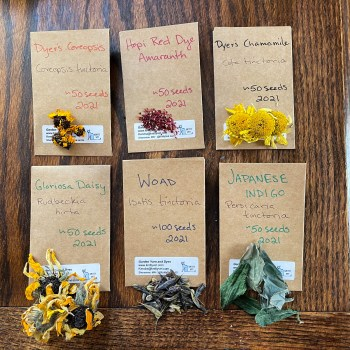 Dye Seed Collection