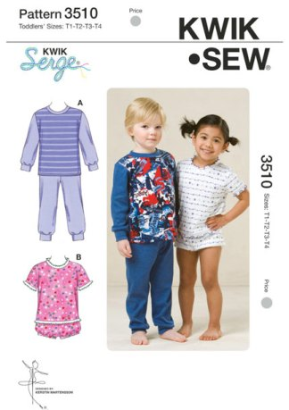 Kwik Sew Patterns for Children