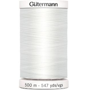 Gutermann White 500m