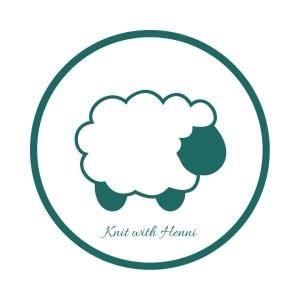 knit with henni logo
