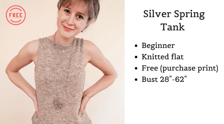 Silver Spring Tank