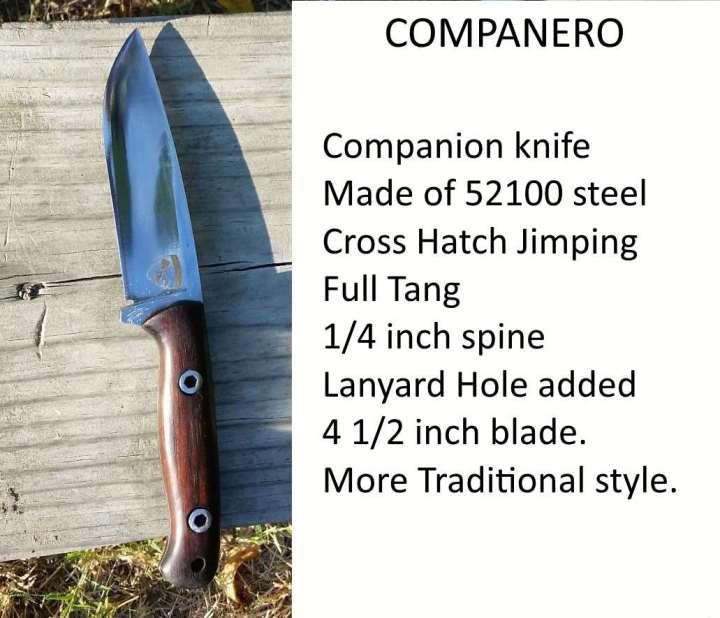 COMPANERO KNIFE