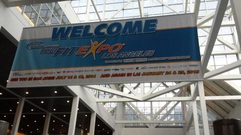 LA Fit Expo California