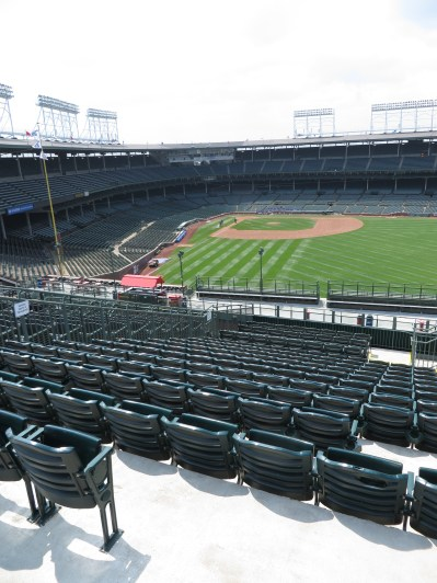 Chicago Cubs Rooftop