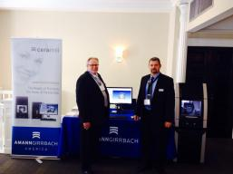 Amann Girrbach America DLTA Trade Show: Mike and Bob Czupryna