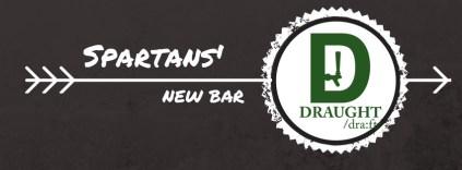 MSU Spartans of Charlotte Game Watch Bar Draught North Carolina