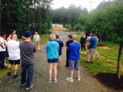 Amann Girrbach America Team Building Event White Water Rafting Center Charlotte NC