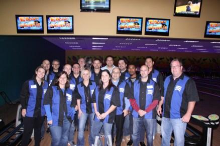 Amann Girrbach America - Teambuilding - Bowling Charlotte NC
