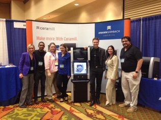 Amann Girrbach America - Eastern Conference of Dental Labs - Booth - Alex Wunche