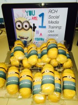 Social Media Training: You're One In A Minion