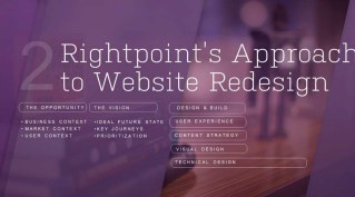 Rightpoint's approach to website redesign
