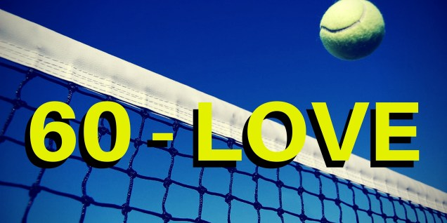 60-Love Tennis Theme Party