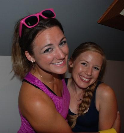 Kristen and Kelsey Miller