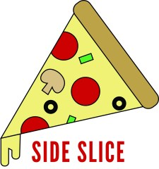 Side Slice Pizza Logo Adobe Illustrator Tutorial