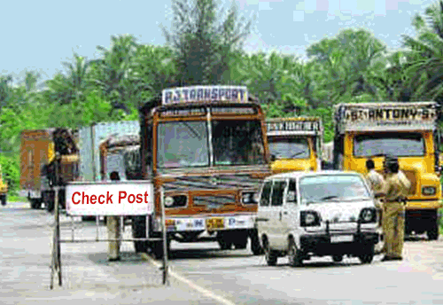 Lesser check posts under GST saving 24-36 trucking hours ...