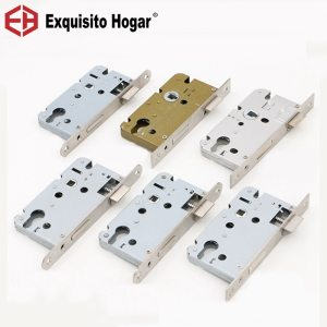 Door Lockcase Lock Core Pressure Lock Handle Lock Indoor Door Lock 50 Lockbody Double Hardware Extension