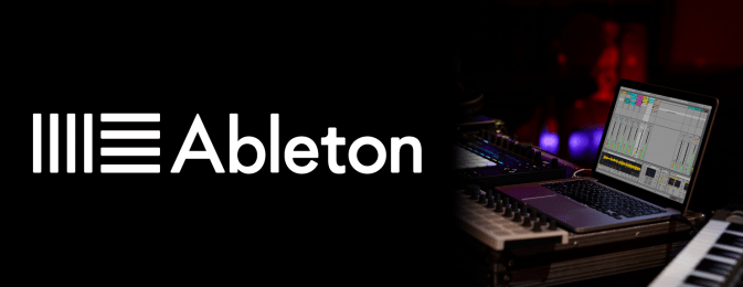 Ableton Live Header