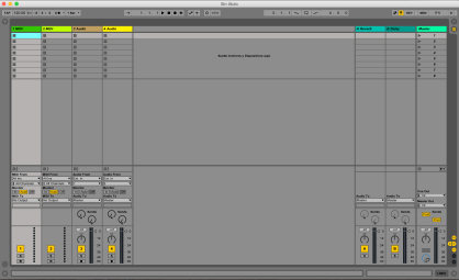 Session View Ableton Live