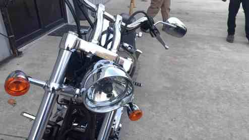 2005 Harley Davidson Deuce Softail for Sale at Knobtown Cycle.