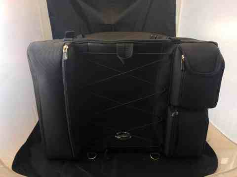Saddlemen 3501-0322 Dresser Back Seat Bag