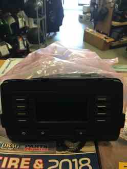 HD Harley Boom Box 4.3 Ohm Radio