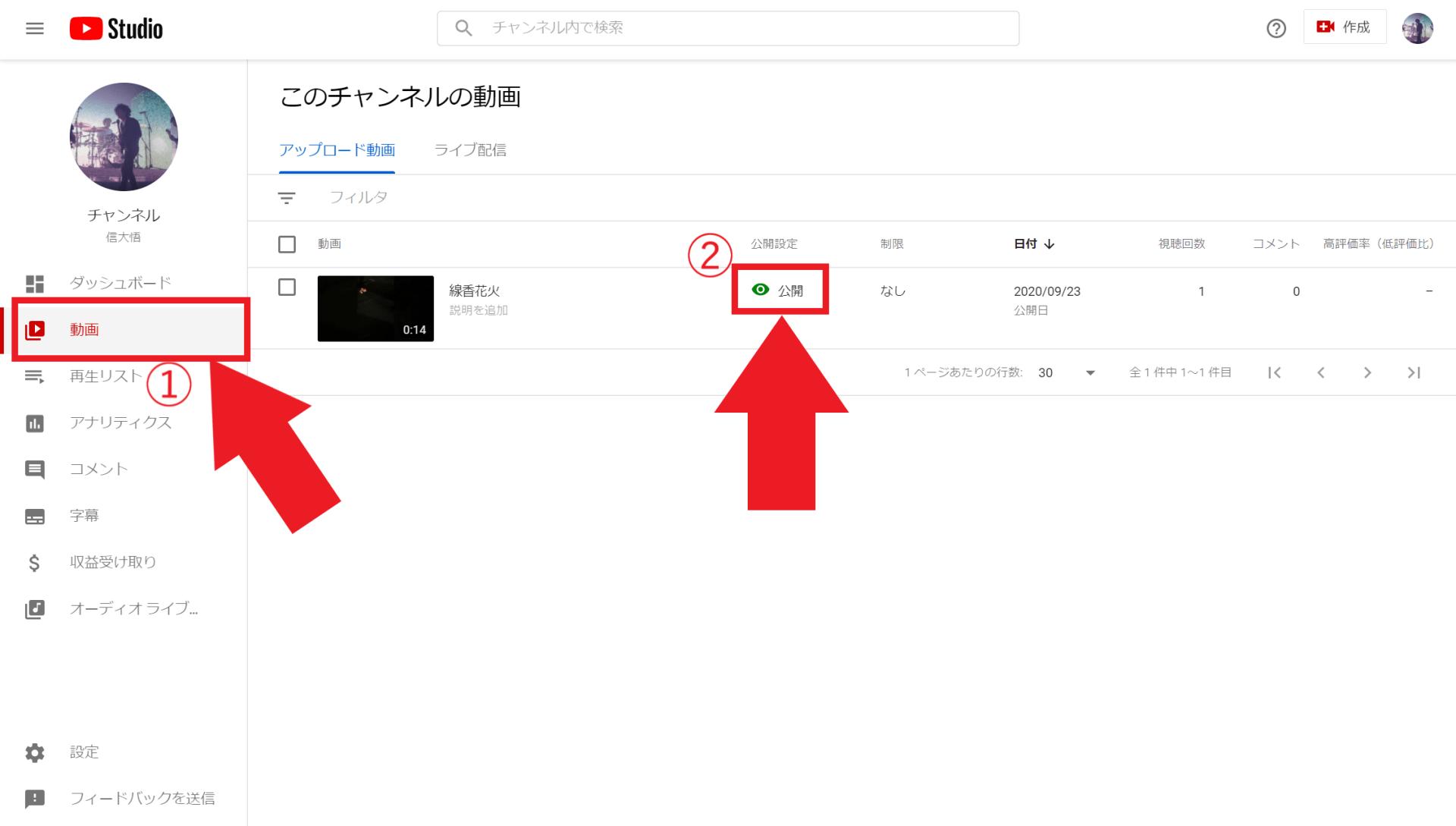 YouTube 限定 見る 方法