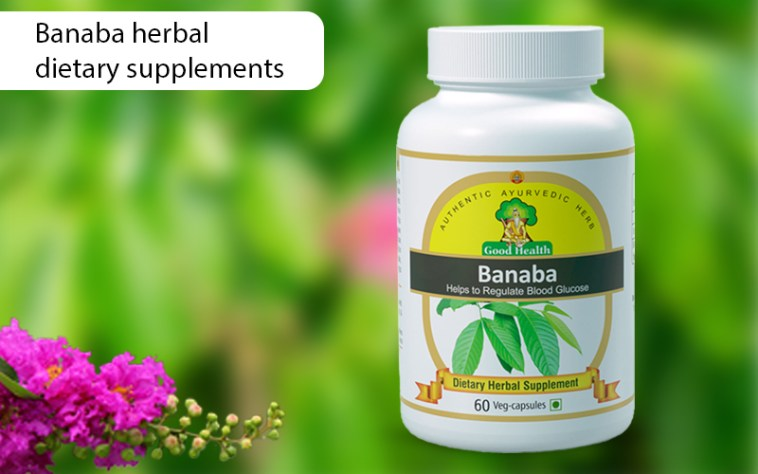 Banaba Herbal Dietary Supplements