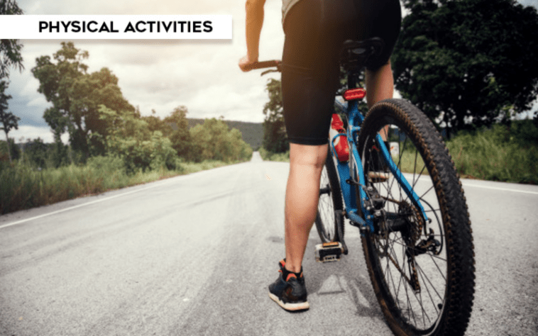 physical activities for controlling diabetes
