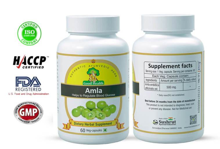 Amla Dietary Supplements