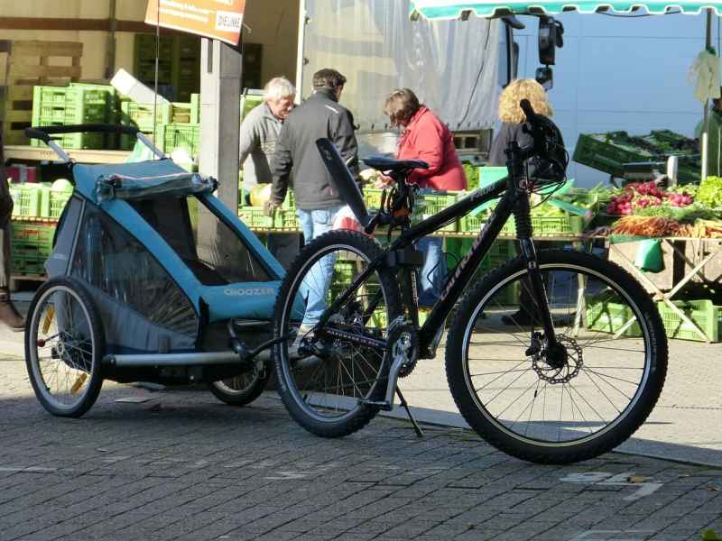 What Does A Bike Have To Do With Sustainable Parenting?