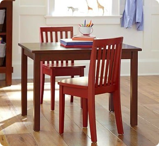 Childrens Play Table And Chairs