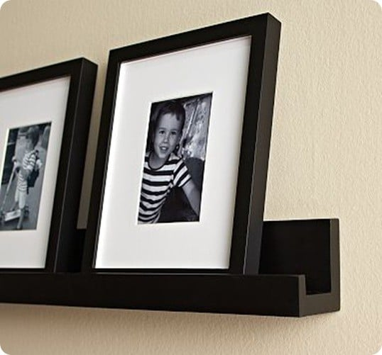 Picture Frame Light Behind