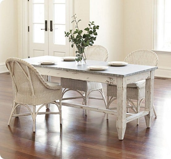 Dining Table Diy Painting