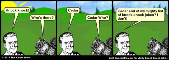 Image result for cedar comics