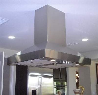 Kitchen Range Hoods And Exhaust Fans